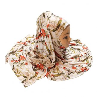 Floral Printed Stoles