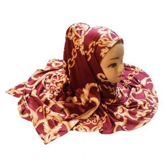 Printed Scarves Stole
