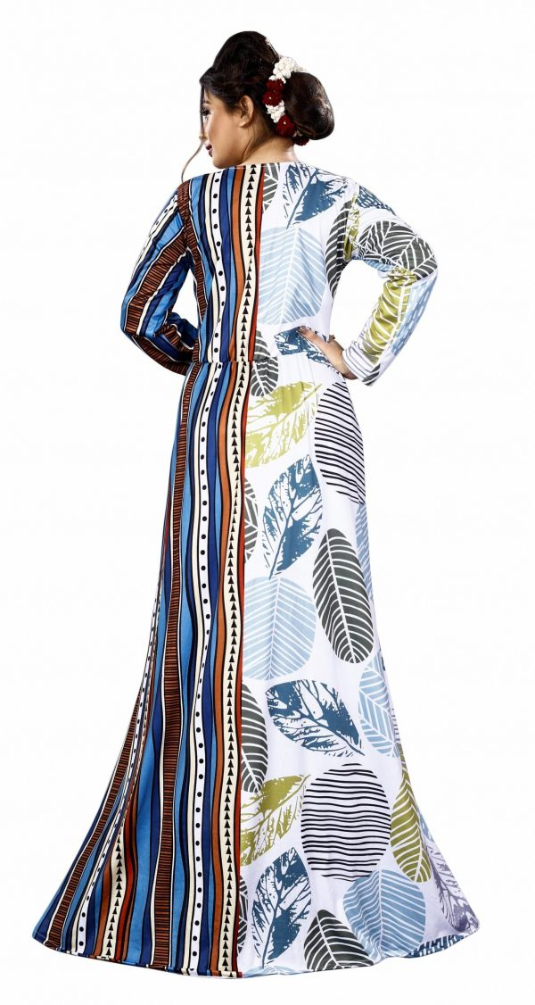 Maxi Gown Top